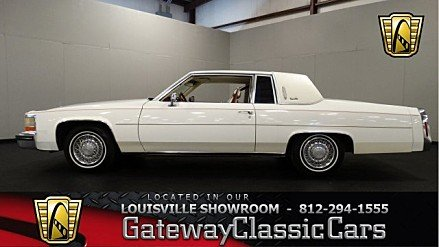 1980 Cadillac De Ville for sale 100739267